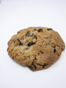 Gigantic Oatmeal Cookie