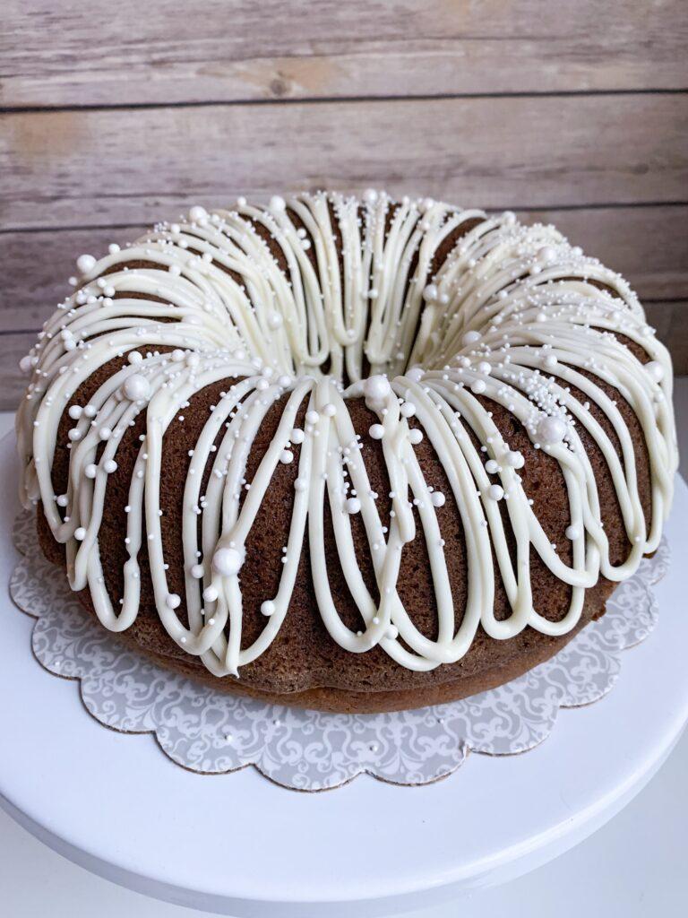Pumpkin Spice Bundt Cake