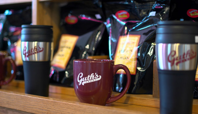 Waupun Coffee Guths Candy