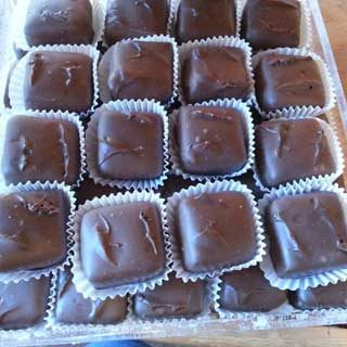 Chocolate Meltaways Guths Candy