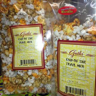 End Of The Trail Popcorn Guths Candy