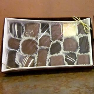 Assorted Chocolates Guths Candy
