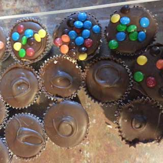 Peanut Butter Cups Guths Candy