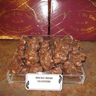 rocky Road Chocolate Clusters Guth's Candy