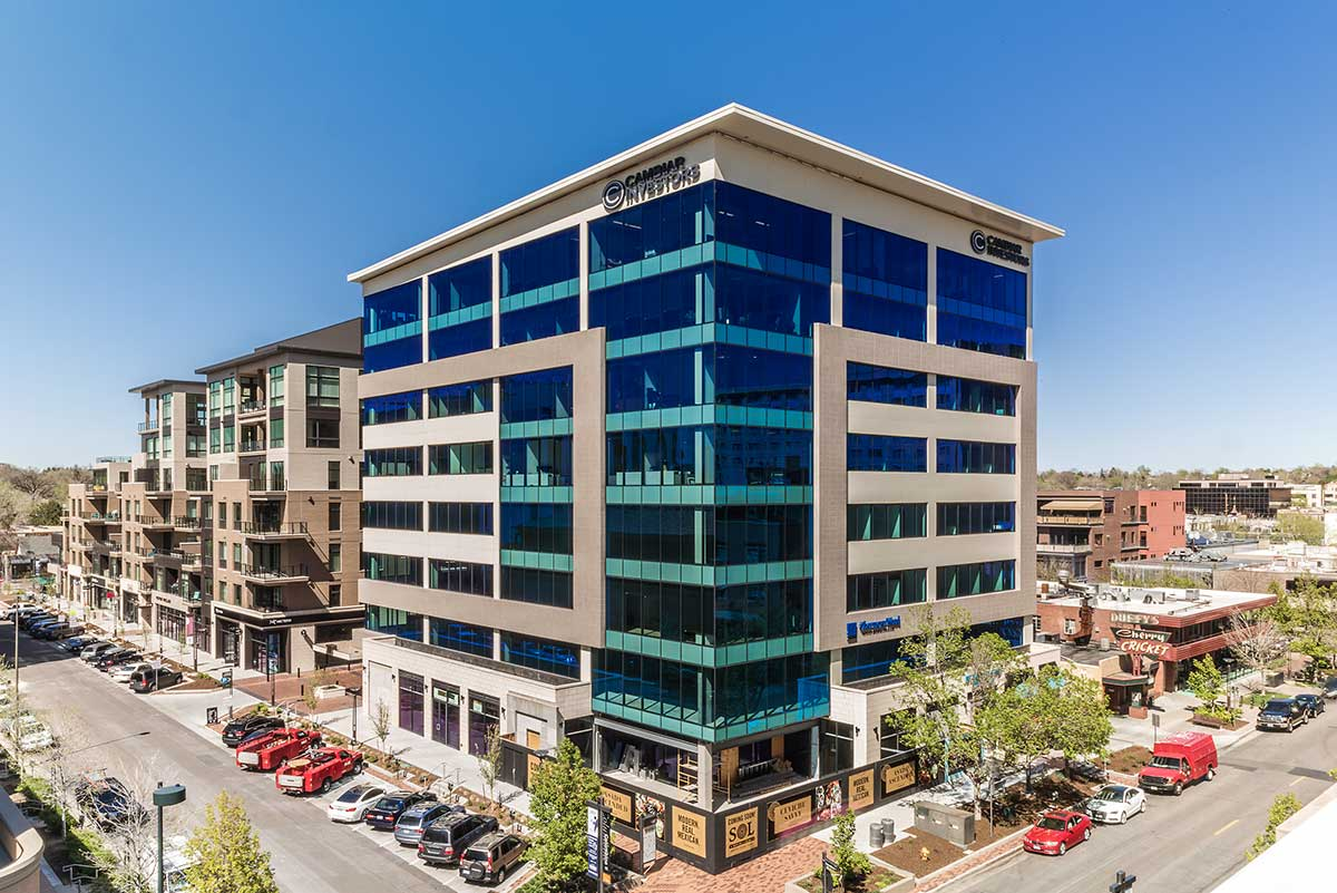 Commercial Real Estate Exterior 1