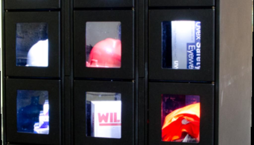 SnapVend Variable Locker