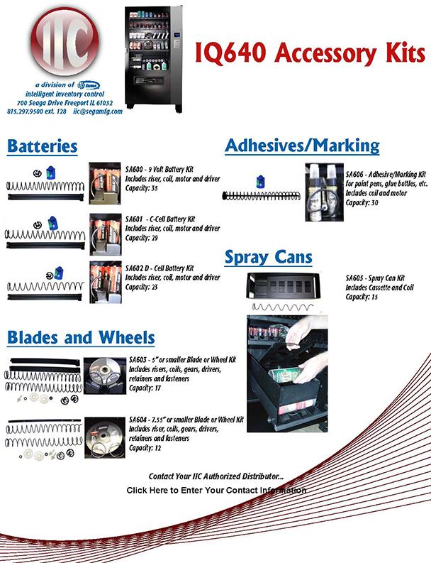 SnapVend Kits