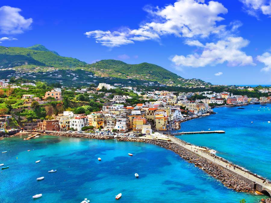 Fabulous 3 days in Ischia sea