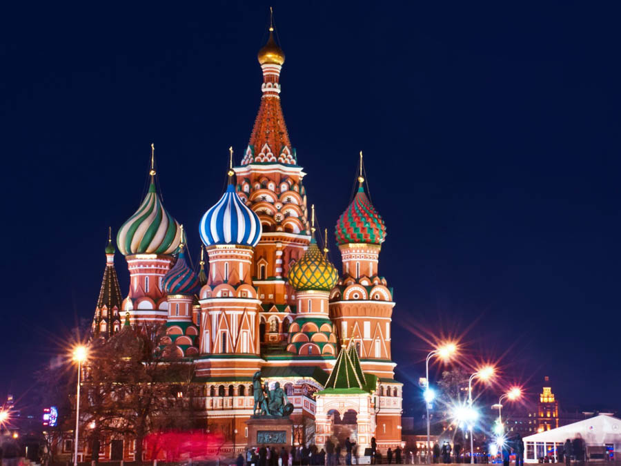 10 Luxurious Days in Moscow & St. Petersburg