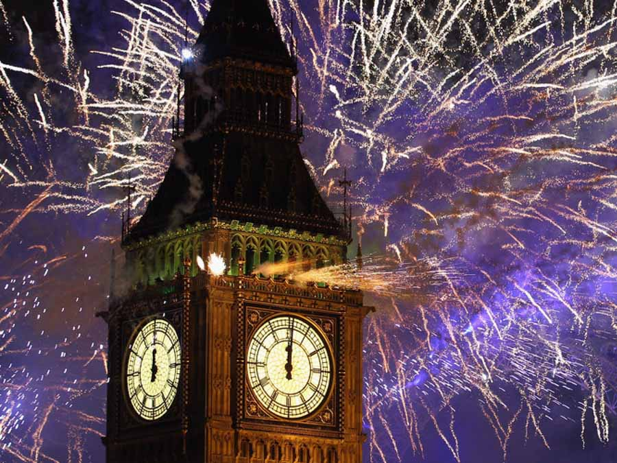 8 Days Paris & London
