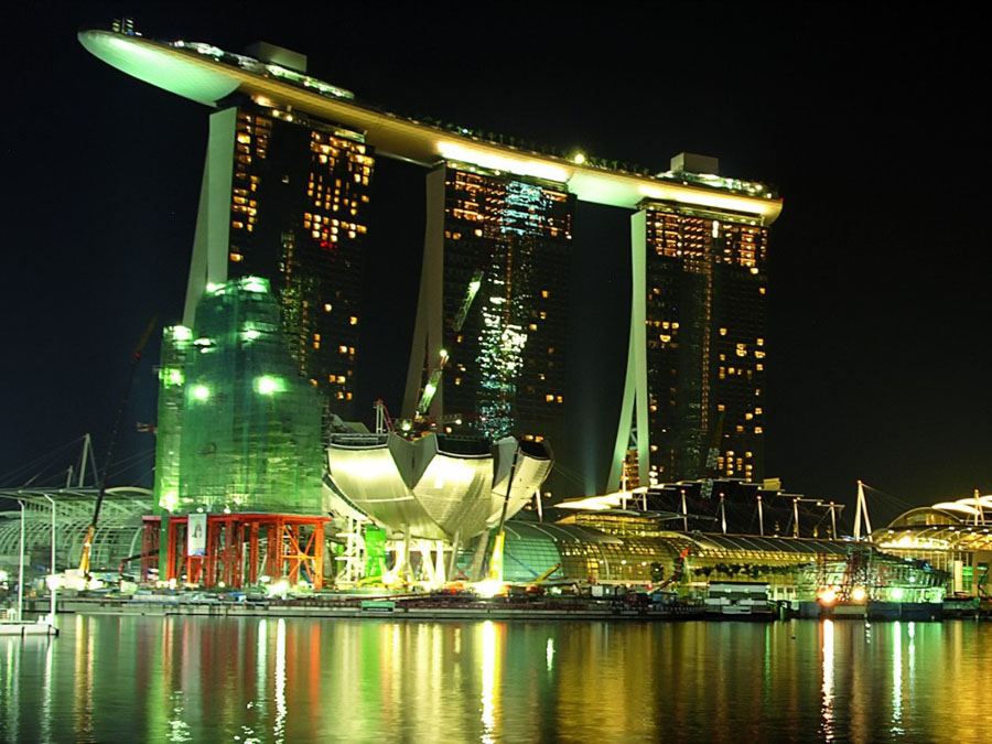 5*+++ package - 13 Days in Luxurious Singapore & Incredible Thailand