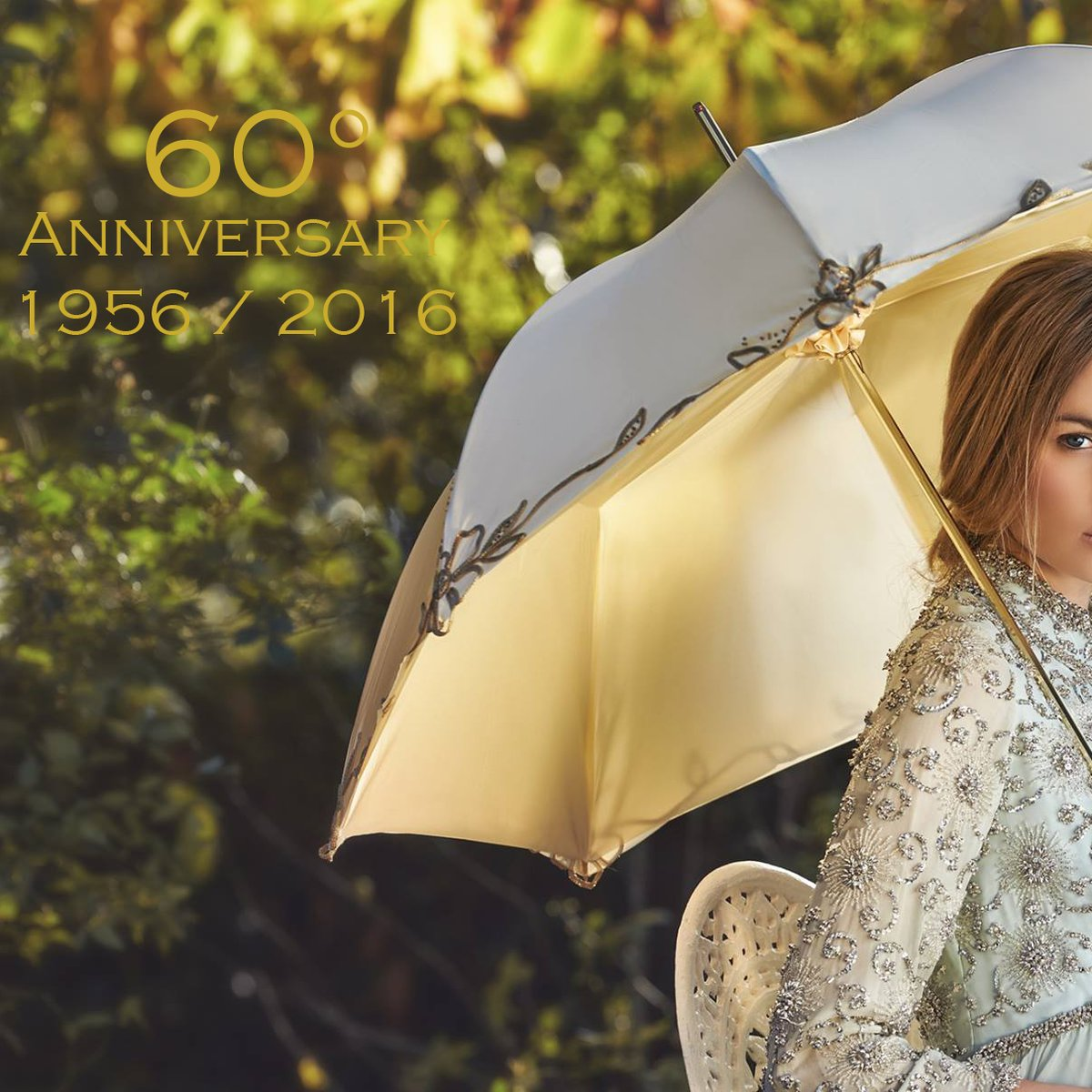 Pasotti Ombrelli Ladies Luxury Umbrellas