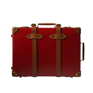 Globe-Trotter - Centenary Red & Tan