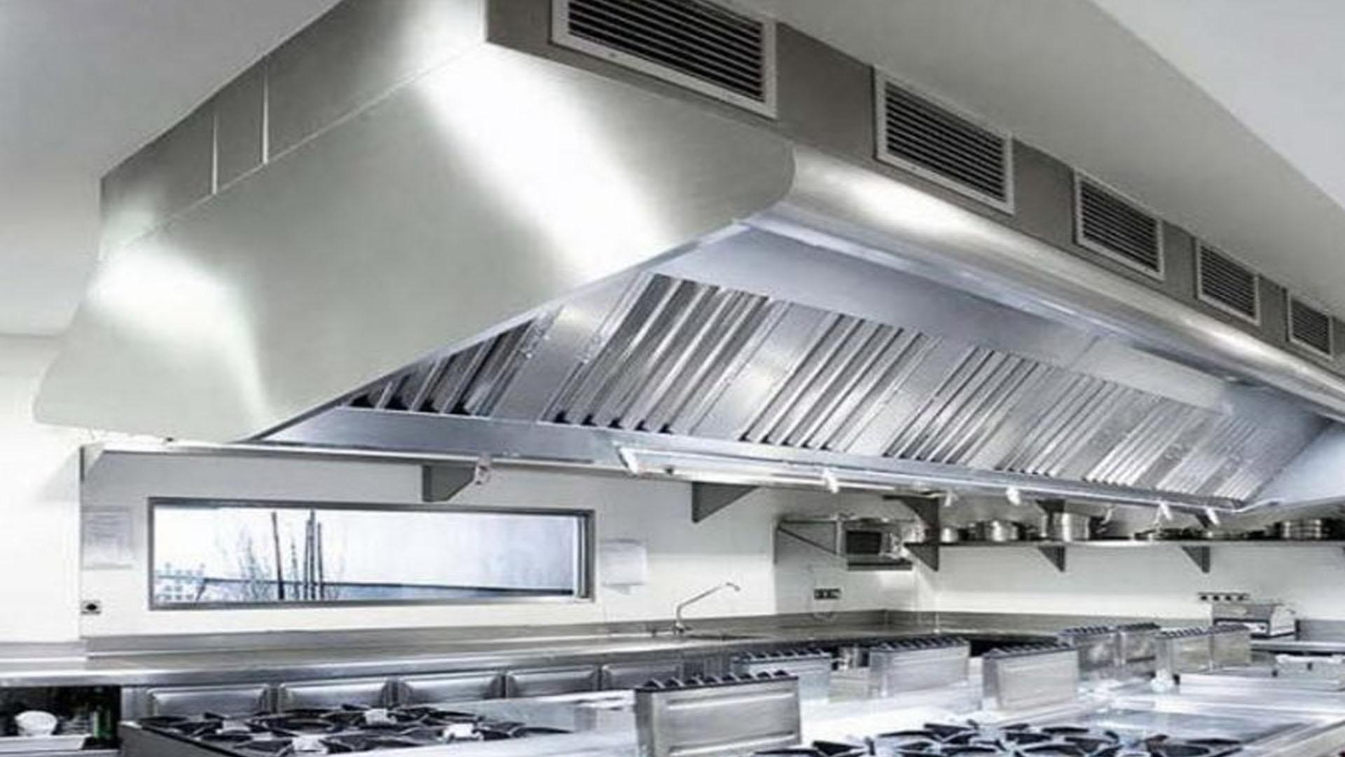restaurant fire suppression maintenance