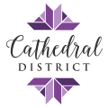 Tulsa Cathedral District Logo