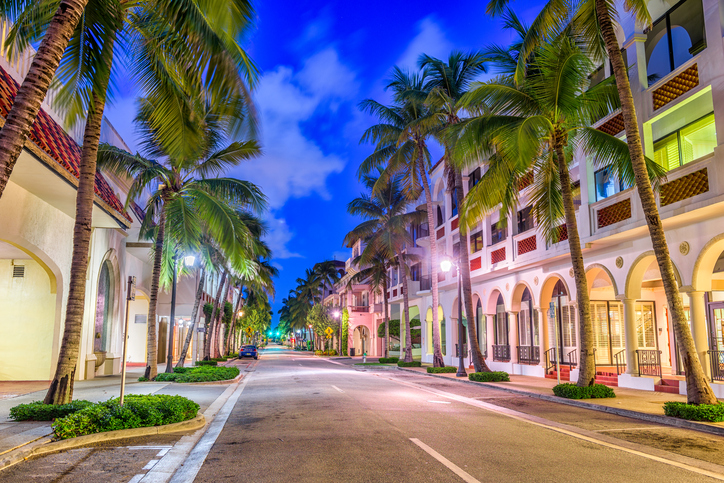 Palm Beach on Worth Ave