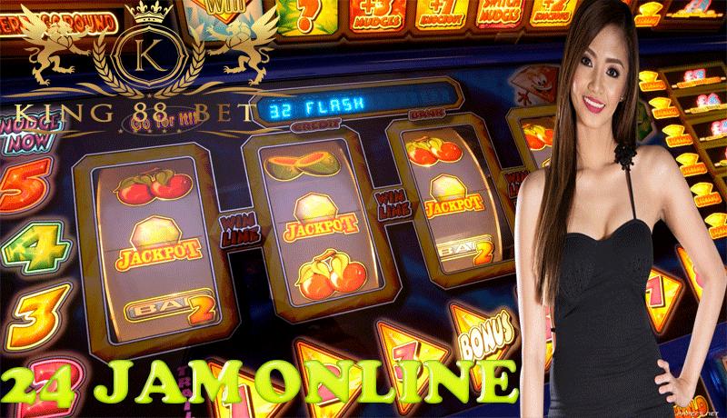 Mesin Taruhan Slot Game dengan fitur terbaik