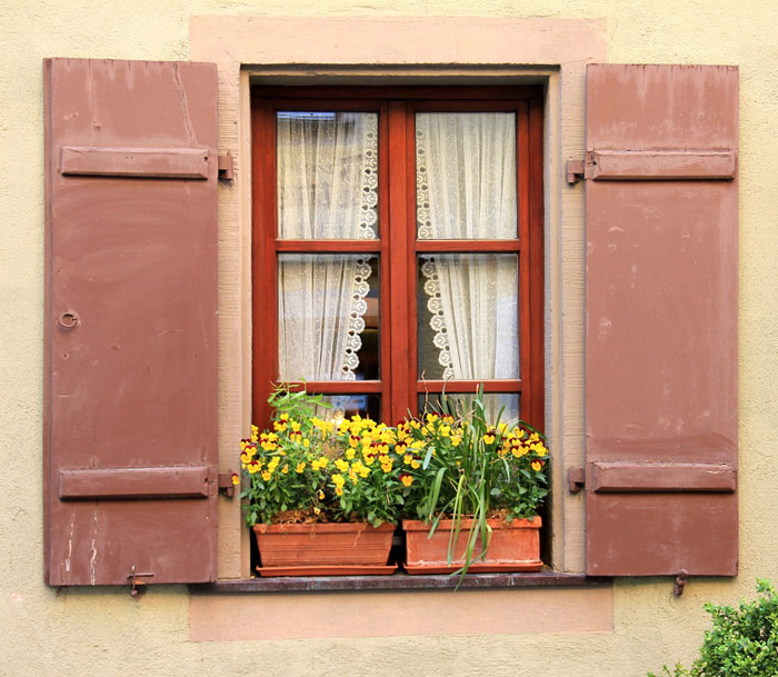 Real or Decorative Window Shutters: Which Are Better for My Home?