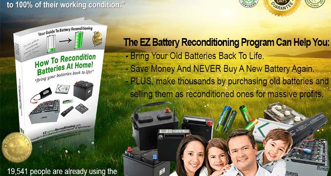 EZ Battery Reconditioning Review – Scam or Not?