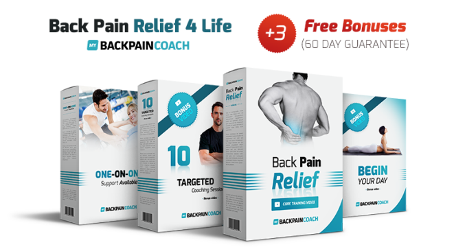 Back Pain Relief 4 Life Review – Ian Hart's My Back Pain Coach a Scam?