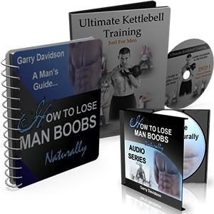 How To Lose Man Boobs Naturally Review – Garry Davidson's System a Scam?