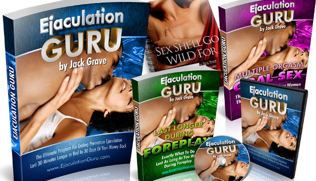 Ejaculation Guru Review – Jack Graves' System a Scam?