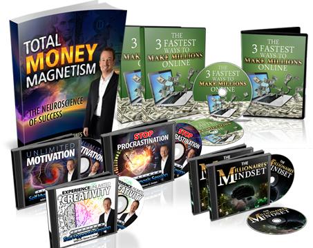 Total Money Magnetism Review – Dr. Steve G. Jones's Method a Scam?
