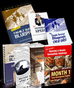 Family Survival Blueprints Review – FamilySurvivalBlueprints.com a Scam?