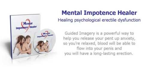 Mental Impotence Healer Review – mentalimpotencehealer.com a Scam?
