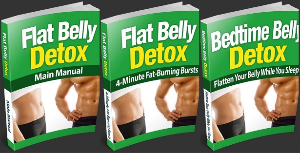 Flat Belly Detox Review – flatbellydetox.com a Scam?