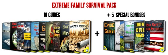 Extreme Family Survival Review – extremefamilysurvival.net a Scam?