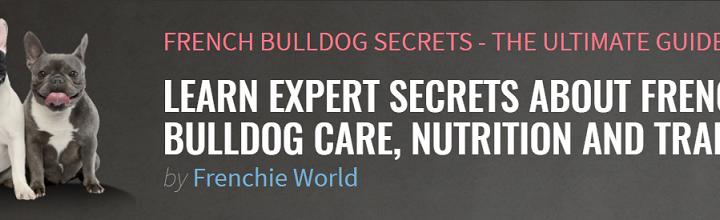 French Bulldog Secrets Review – frenchbulldogsecrets.com a Scam?