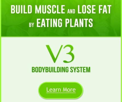 V3 Bodybuilding Review – vegetarianbodybuilding.com a Scam?