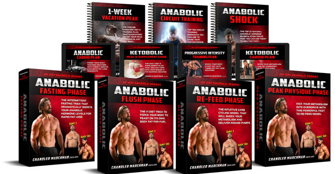 30-Day Anabolic ReBoot Review – a Scam?