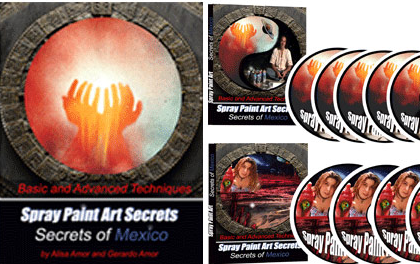 Spray Paint Art Secrets Review – spraypaintartsecrets.com a Scam?