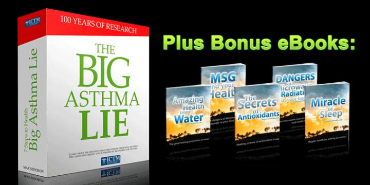 The Big Asthma Lie Review – asthmalie.com a Scam?