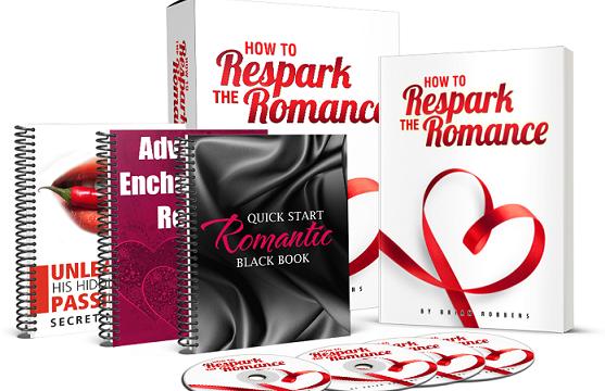 How To Respark The Romance Review – resparktheromance.com a Scam?