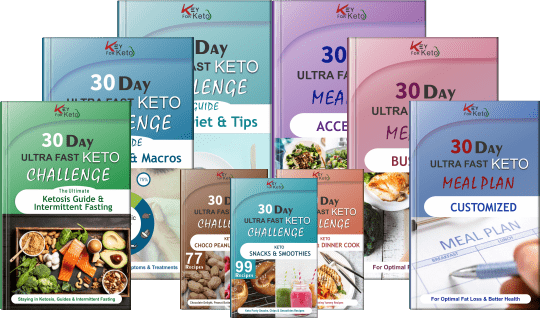 30 Day Ultra Fast Keto Challenge Review – keyforketo.com Works?
