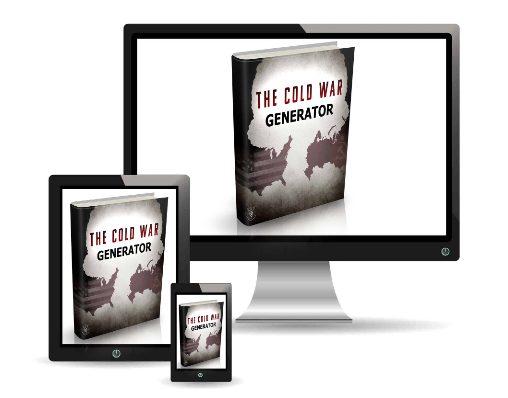 The Cold War Generator Offiicial Site
