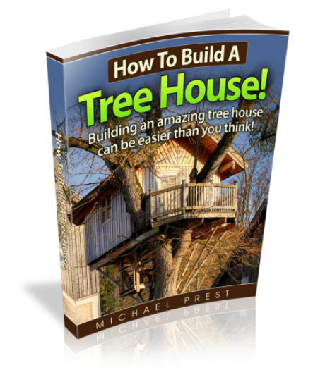 Button to visit How To Build A TreeHouse website