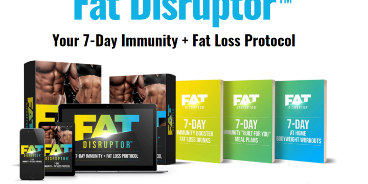 Fat Disruptor Review – fatdisruptor.com Works?