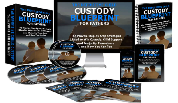 The Definitive Child Custody Blueprint For Fathers Review – How to Win Custody