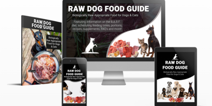 Raw Food Guide for Dogs and Cats Review – Is rawdogfoodguide.com Works?