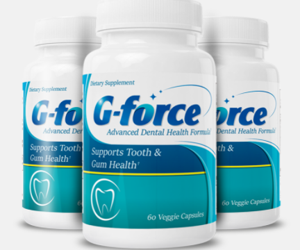 G-force Review – Is Really Supports Tooth & Gum Health?