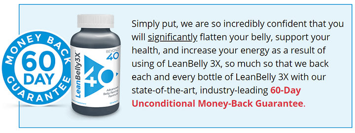 Lean Belly 3X Review – Is This Dietary Supplement Works?