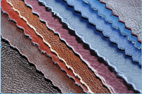 Leather fabric for bespoke