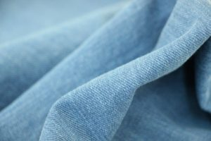 "This attempt failed but the resulting material from the replication was named ''De Nimes"" which we know today as Denim."
