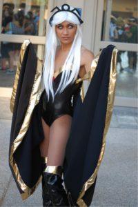 Storm Halloween costume