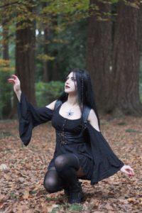 Vanessa Halloween Costume