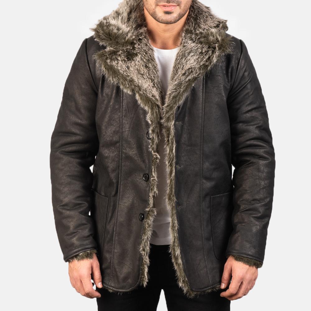 Furlong-Black-Leather-Coat